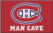 Fan Mats NHL Montreal Canadiens Man Cave Ulti-Mat