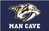 Fan Mats NHL Nashville Predators Man Cave Ulti-Mat
