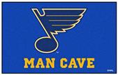 Fan Mats NHL St. Louis Blues Man Cave Ulti-Mat