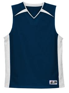 Badger B-Ball Tank Mesh Basketball Jerseys