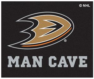 Fan Mats NHL Anaheim Ducks Man Cave Tailgater Mat