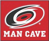 Fan Mats NHL Hurricanes Man Cave Tailgater Mat