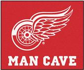Fan Mats NHL Red Wings Man Cave Tailgater Mat