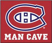 Fan Mats NHL Canadiens Man Cave Tailgater Mat