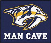 Fan Mats NHL Predators Man Cave Tailgater Mat