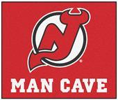 Fan Mats NHL NJ Devils Man Cave Tailgater Mat
