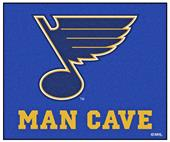 Fan Mats NHL St. Louis Blue Man Cave Tailgater Mat