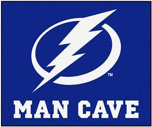 Fan Mats NHL Tampa Bay Man Cave Tailgater Mat