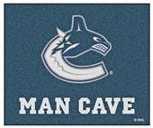 Fan Mats NHL Vancouver Man Cave Tailgater Mat