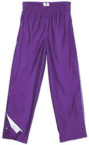 Badger Tear-Away Basketball Pants-Closeout
