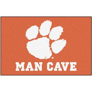 Fan Mats Clemson University Man Cave Starter Mat