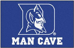 Fan Mats Duke University Man Cave Starter Mat