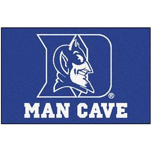 Fan Mats Duke University Man Cave Starter Mat