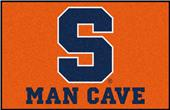 Fan Mats Syracuse University Man Cave Starter Mat