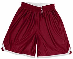 Badger Reversible Dazzle Basketball Short-Closeout