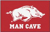 Fan Mats Univ. of Arkansas Man Cave Starter Mat