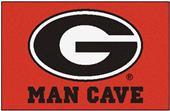 Fan Mats Univ. of Georgia Man Cave Starter Mat