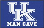 Fan Mats Univ. of Kentucky Man Cave Starter Mat