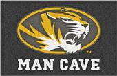 Fan Mats Univ. of Missouri Man Cave Starter Mat