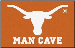 Fan Mats University of Texas Man Cave Starter Mat