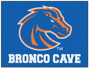 Fan Mats Boise State Univ. Man Cave All-Star Mat