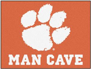 Fan Mats Clemson University Man Cave All-Star Mat