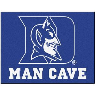 Fan Mats Duke University Man Cave All-Star Mat