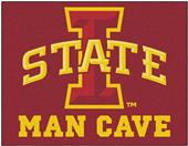 Fan Mats Iowa State Univ. Man Cave All-Star Mat