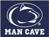 Fan Mats Penn State Man Cave All-Star Mat