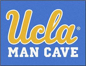 Fan Mats UCLA Man Cave All-Star Mat