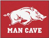 Fan Mats Univ. of Arkansas Man Cave All-Star Mat
