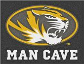 Fan Mats Univ. of Missouri Man Cave All-Star Mat