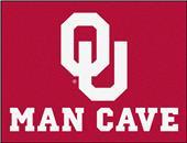 Fan Mats Univ. of Oklahoma Man Cave All-Star Mat