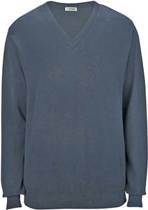 Edwards Unisex V-Neck Fine Gauge Sweater