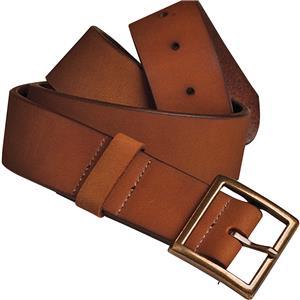 Edwards Unisex Rugged Leather Garrison Belt