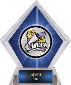 Hasty Award Xtreme Cheer Blue Diamond Ice Trophy
