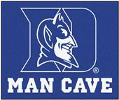 Fan Mats Duke University Man Cave Tailgater Mat