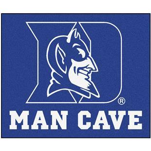 Fan Mats Duke University Man Cave Tailgater Mat