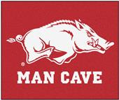 Fan Mats Univ. of Arkansas Man Cave Tailgater Mat