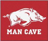 Fan Mats Univ. of Arkansas Man Cave Tailgater Mat
