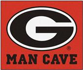 Fan Mats Univ. of Georgia Man Cave Tailgater Mat