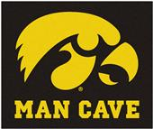 Fan Mats University of Iowa Man Cave Tailgater Mat