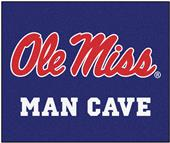 Fan Mats Univ of Mississipi Man Cave Tailgater Mat