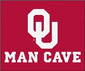 Fan Mats Univ. of Oklahoma Man Cave Tailgater Mat