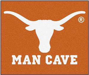Fan Mats Univ. of Texas Man Cave Tailgater Mat