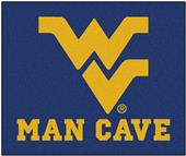 Fan Mats West Virginia Univ Man Cave Tailgater Mat