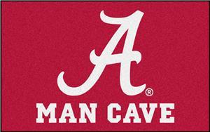 Fan Mats University of Alabama Man Cave Ulti-Mat
