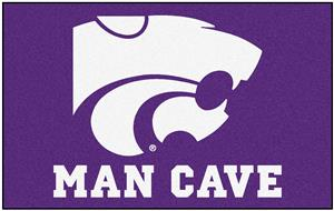 Fan Mats Kansas State University Man Cave Ulti-Mat