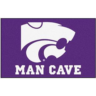 Fan Mats Kansas State University Man Cave Ulti-Mat