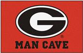 Fan Mats University of Georgia Man Cave Ulti-Mat